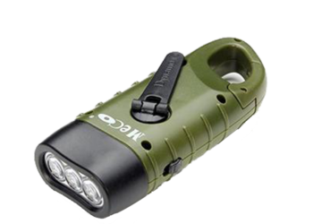 Emergency Rechargeable Torch