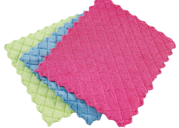 Micro fiber cloth for dusting